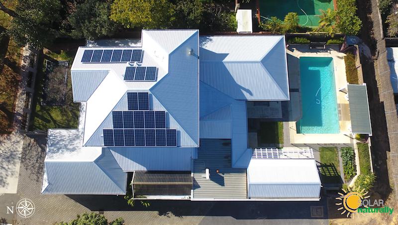 Residential Solar instalation