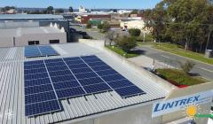 Lintrex Solar Instalation