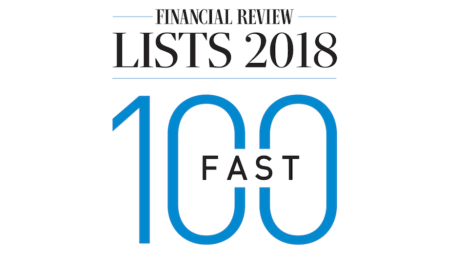 Australia Financial Review Fast 100-01